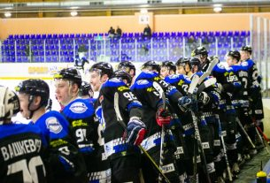 турнир открытого чемпионата Республики Беларусь по хоккею